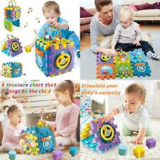 New listing Activity Cube Toys Toddlers 12-18 Months Musical Best Gift for Boys and Girls