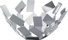 Alessi La Stanza DELLO Scirocco Stainless Steel Fruit Bowl MT02