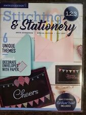 Anita Goodesign Stitching & Stationary (Free Shipping on 3 or more items)