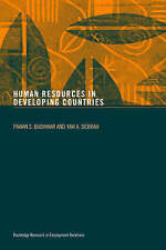 Human Resource Management in Developing Countries (Routledge Research in Employ