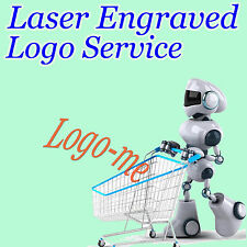 Customized Logo Service by Laser Engraved on USB Flash Drive MP3 MP4 Camera ect