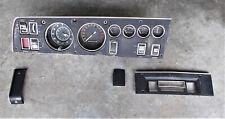 1968 68 1969 Dodge Coronet Charger Super Bee  Dash Cluster + 70 gTx Roadrunner