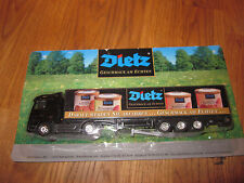 Dietz Advertising Truck Candy Sweets Truck OVP NEW taste the real Food Top