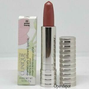 Clinique Dramatically Different Shaping Colour Lipstick-Pick Shade Full Size-NIB