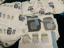 Target Penguin Double/Full Flannel Sheets