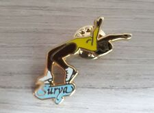 PINS COLLECTION SURYA BONALY