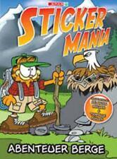 Wähle 50 Sticker - Verkaufe Aufkleber - SPAR - STICKERMANIA - Abenteuer BERGE