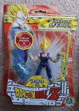 Giochi Preziosi Dragon Ball Z Super Saiyan Vegeta Irwin Jakks Scale