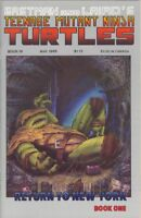 Teenage Mutant Ninja Turtles 19 Return to New York Kevin Eastman Laird TMNT NM