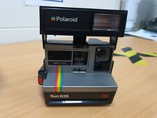 Polaroid Sun 635 QS Camera