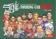 AUSTRALIAN MOTORSPORT TOURING CARTOONS 1996 - 2006 10 years of V8 racing events