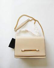 Guess Bar Collection Shoulder Bag, Nude Color Handbag, Evening Bag MSRP $75