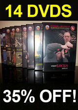RUSSIAN MARTIAL ARTS - SYSTEMA - 14 DVD SET - 35% OFF (Beginner's Package)