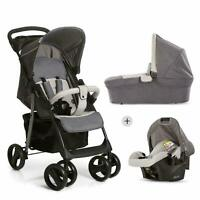 Hauck Shopper SLX Trio Set 3 in 1 Kinderwagen bis 25 kg + Babyschale + Babywanne