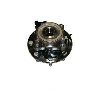 Axle Bearing and Hub Assembly Front GMB 730-0231