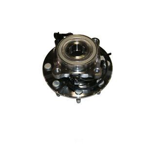 Axle Bearing and Hub Assembly fits 1999-2007 GMC Sierra 2500 HD Sierra 3500 Sier