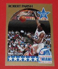 # 8 ROBERT L. PARISH ALL-STAR EAST CELTICS BOSTON 1990 NBA HOOPS BASKETBALL CARD