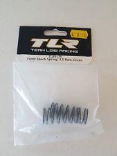 TLR Losi Front Shock Spring Green 3.5 Rate TLR5175
