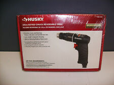 HUSKY 3/8 DRILL KEYED CHUCK REVERSIBLE AIR POWER 988 900