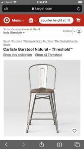 Carlisle Barstool Natural - Threshold