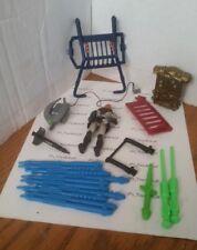 Vintage G I Joe Parts Missiles lot 1