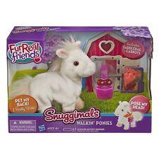 FurReal Friends Snuggimals Walkin Ponies Crystal Storm Pet Toy Kids Gift New