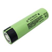 18650 Battery 3400mAh High Drain NCR18650B 3.7V Li-ion Rechargeable