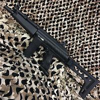 NEW Tippmann Stryker MP1 Electronic Tactical Woodsball Paintball Gun - Black