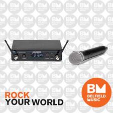 Samson Wireless Concert 99 Handheld Wireless system F Frequency 606-630 mhz