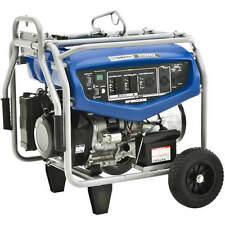 Yamaha EF5500DE - 4500 Watt Electric Start Professional Portable Generator