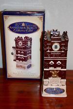 Anheuser-Busch Brew House Clock Tower Stein w/Clock in Box