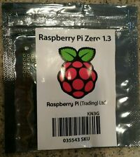 Raspberry Pi Zero V1.3 Camera Ready *BRAND NEW* *FREE SHIPPING*