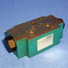 MANNESMANN 6-1/4IN. x 3IN. OAL PILOT OPERATED CHECK VALVE Z2S-10-1-32/  *PZB*