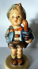 """Goebel Hummel 198 2/0 """"Glückskauf"""", Junge mit Schwein"""