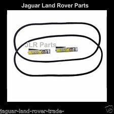 Land Rover Discovery 2 Manual Electric Pair of Sunroof Seals & Tiger Seals