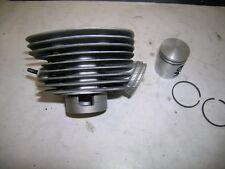 011 Cilindro completo di pistón aluminio 50cc ciclomotor