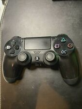 Sony PlayStation Dualshock 4 Wireless Controller - Jet Black (3001538)