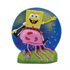 Penn Plax Sponge Bob Riding une Méduse-AQUARIUM FISH TANK Décoration