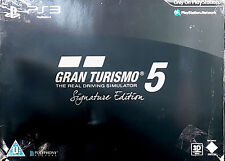 GRAN TURISMO 5 SIGNATURE EDITION Sony PlayStation 3 2010 -PAL-