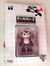 Figurine PANDA - Z. The Robonimation. Volume 1. Avec le DVD - Collector NEUF