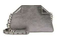 Halston Heritage Metallic Leather Crossbody Bag NWT $365