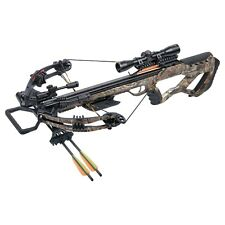 New Centerpoint Tormentor Whisper 380 Crossbow Package with 4x32 Scope 380fps