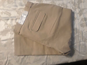 NEW Old Navy Beige Shorts Classic Rise Womens 6 NWT Closet341