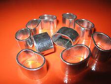 4 Stück Würgeklemmen für Gummiseil Planenseil 8mm