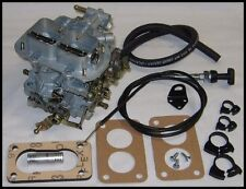 Genuino 38 DGMS Weber Carburador. Kit Nuevo Ford V6 etc. Manual Cebador 18930.916