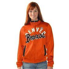 *NWT* Women's NFL Licensed Denver Broncos Track Jacket- LARGE $80