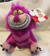 Vintage Disney Store Plush Bendable Cheshire Cat Alice In Wonderland New