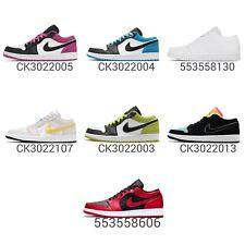 Nike Air Jordan 1 Low Jumpman AJ1 CNY / Laser Blue / Magenta Men Shoes Pick 1