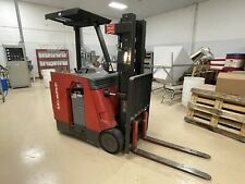 Raymond R35 410 C35tt 3500lbs Forklift With New Battery And Charger 36v