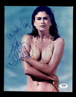 Kathy Ireland PSA DNA Coa Hand Signed 8x10 Photo Autograph